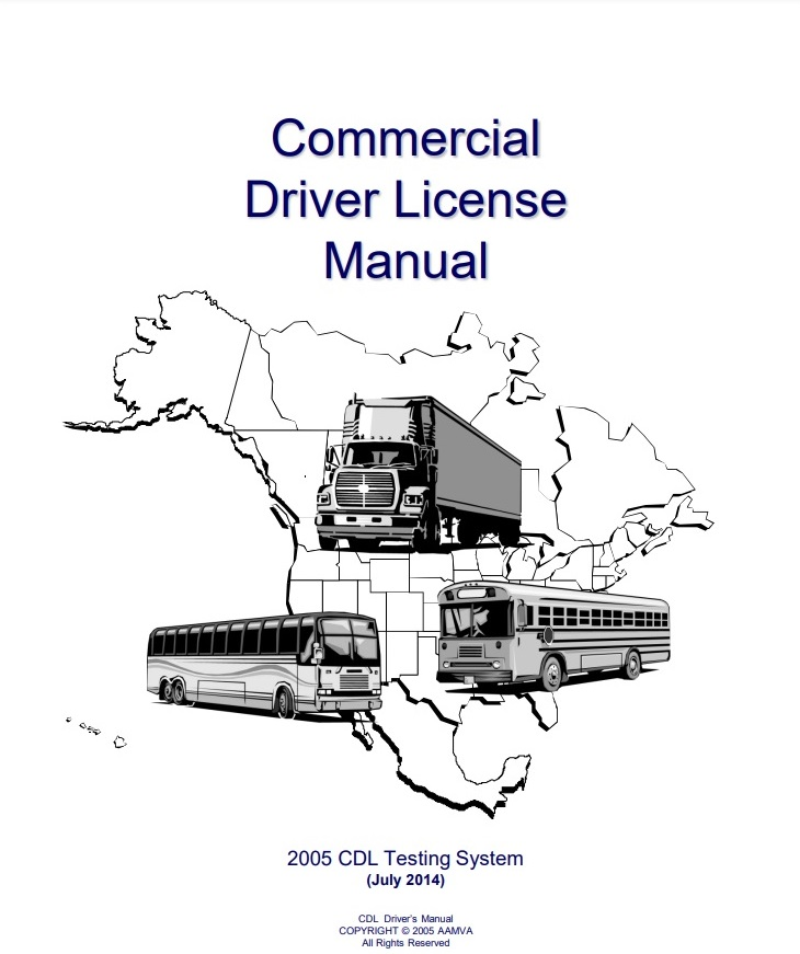 Federal Commercial Driver License Manual